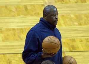 Patrick Ewing: Jamaican-American basketball player