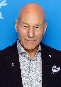 Patrick Stewart: English film, television and stage actor