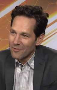 Paul Rudd: American actor