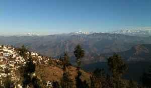 Pauri: Town in Uttarakhand, India