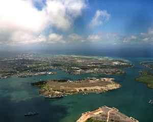 Pearl Harbor: Harbor on the island of Oahu, Hawaii