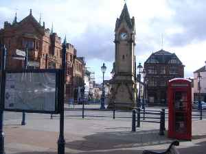 Penrith, Cumbria: Town in Cumbria, England
