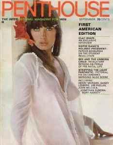 Penthouse (magazine): Erotic magazine