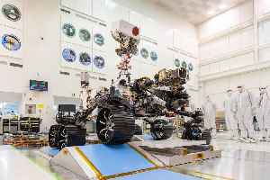 Perseverance (rover): Mars rover to be launched as part of NASA's Mars 2020 mission