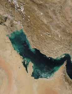 Persian Gulf: An arm of the Indian Ocean in western Asia