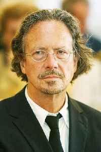 Peter Handke: Austrian novelist, 2019 Nobel laureate