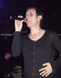 Peter Murphy (musician): English rock vocalist