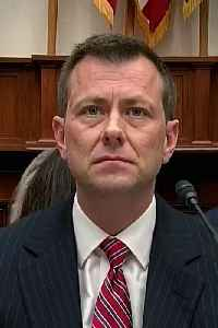 Peter Strzok: Former FBI agent