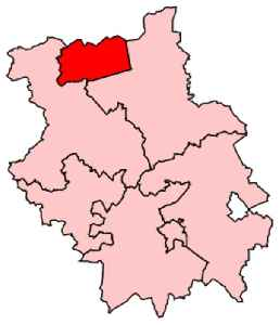 Peterborough (UK Parliament constituency): Parliamentary constituency in the United Kingdom