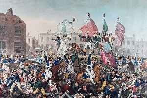 Peterloo Massacre: Massacre of protesters in 1819