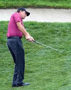 Phil Mickelson: American golfer