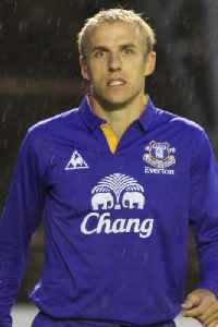 Phil Neville: English footballer