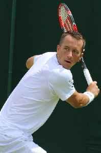 Philipp Kohlschreiber: German tennis player