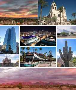 Phoenix, Arizona: State capital city in Arizona, United States