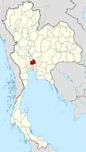 Phra Nakhon Si Ayutthaya Province: Province of Thailand
