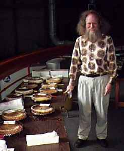 Pi Day: Day celebrating the mathematical value π (3.141...) on 14 March