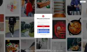 Pinterest: Photo sharing and publishing website