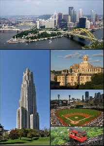 Pittsburgh: City in western Pennsylvania