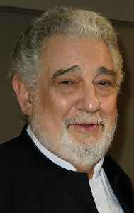 Plácido Domingo: Spanish tenor and conductor