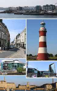 Plymouth: City and unitary authority in England
