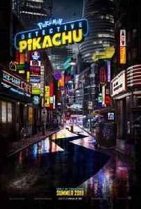 Pokémon Detective Pikachu: 2019 fantasy film directed by Rob Letterman
