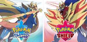Pokémon Sword and Shield: 2019 role-playing video games developed by Game Freak