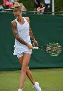 Polona Hercog: Slovenian tennis player