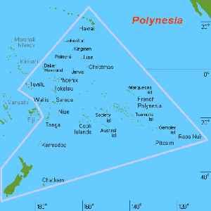 Polynesia: Subregion of Oceania