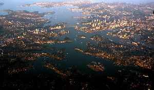 Port Jackson: Part of Sydney Harbour, Australia