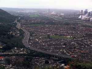 Port Talbot: Town in Wales