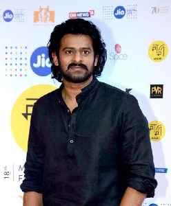 Prabhas: Indian film actor