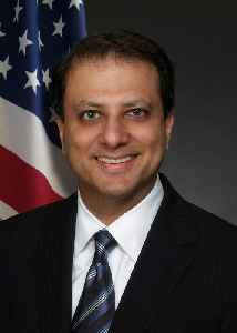 Preet Bharara: American lawyer and former United States Attorney for the Southern District of New York