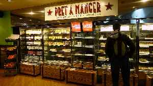 Pret a Manger: International sandwich shop chain based in the United Kingdom