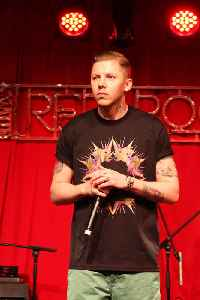 Professor Green: English rapper and singer-songwriter