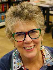 Prue Leith: South African-British chef, writer, television personality, businesswoman