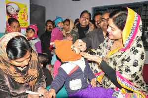 Pulse Polio: Immunization campaign by the government of India