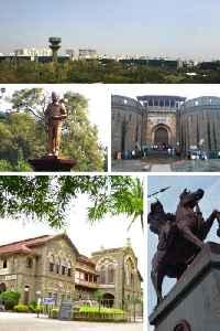 Pune: Place in Maharashtra, India
