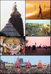 Puri: City in Odisha, India