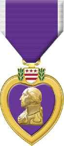 Purple Heart: United States military decoration