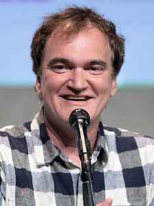 Quentin Tarantino: American film director, screenwriter, producer, and actor