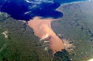 Río de la Plata: River or estuary in South America