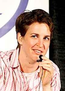 Rachel Maddow: American television presenter
