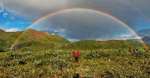 Rainbow: Meteorological phenomenon