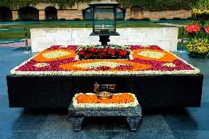 Raj Ghat and associated memorials