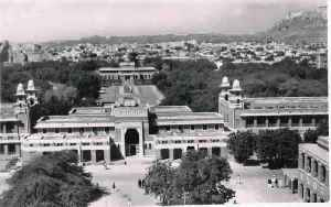Rajasthan High Court: High Court for Indian state of Rajasthan at Jodhpur