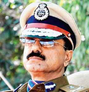 Rajeev Kumar (Indian Politician): Indian police officer