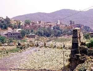 Rajouri: Town in Jammu and Kashmir, India