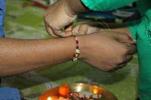 Raksha Bandhan: Annual ritual originating from the Indian Subcontinent