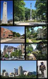Raleigh, North Carolina: Capital of North Carolina
