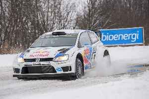 Rally Sweden: